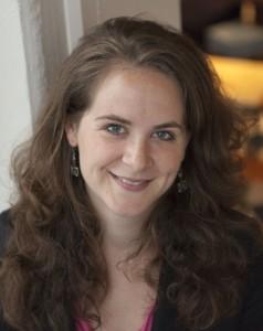 Marjolein de Jong door Ineke Oostveen