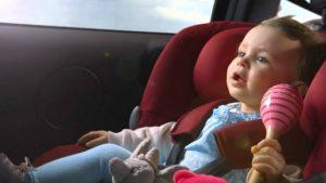 Autostoeltje baby