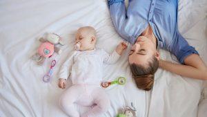 wennen moederschap