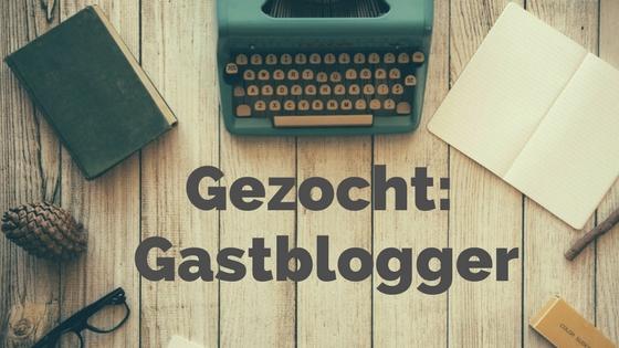 Gezocht- Gastblogger