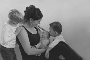 Mendy en haar jongens