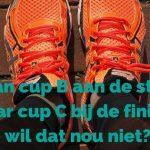 Respect: Anita liep 7 maanden na de bevalling van haar derde de marathon