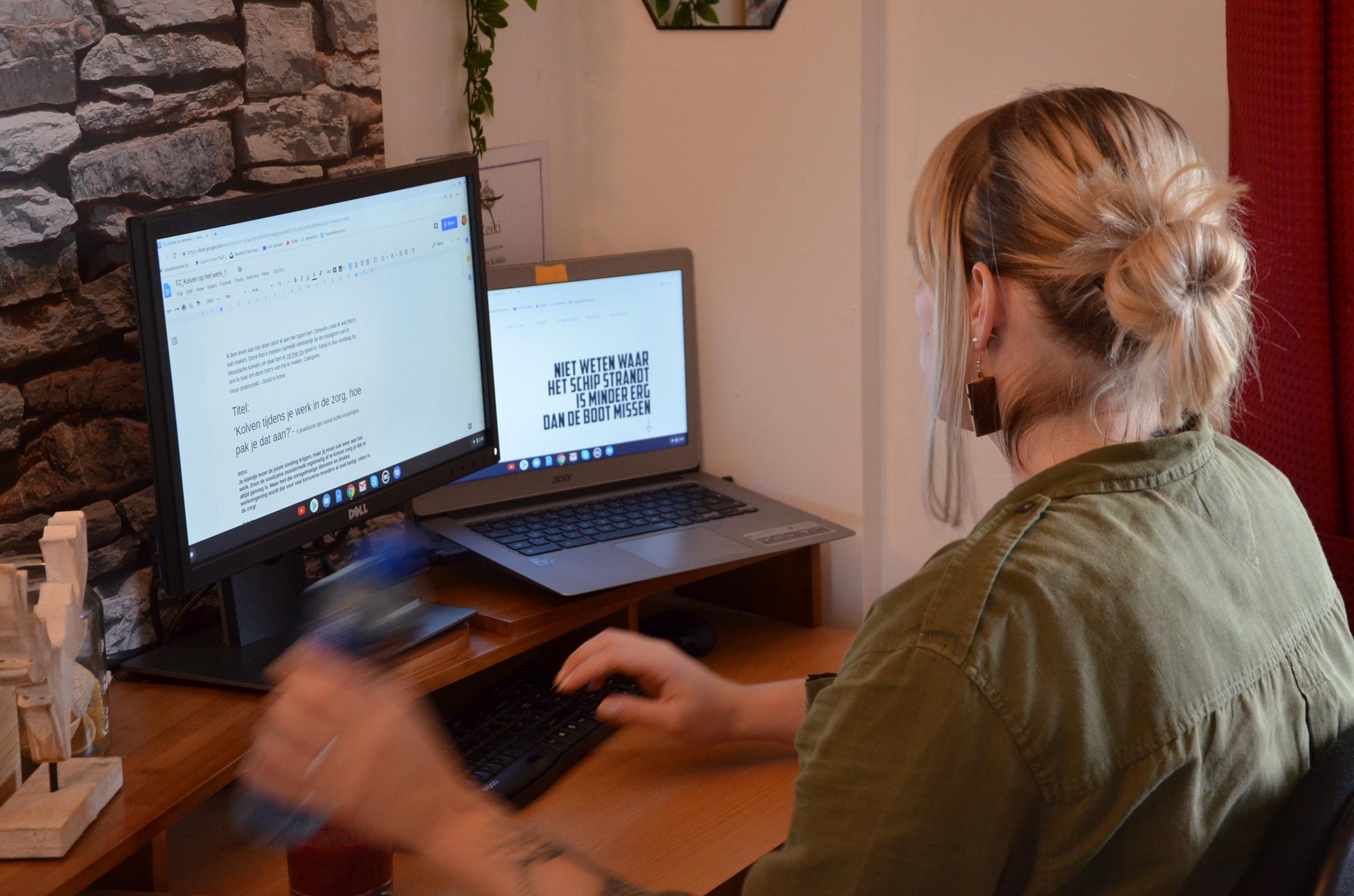 myra kokke freelance copywriter en storyteller