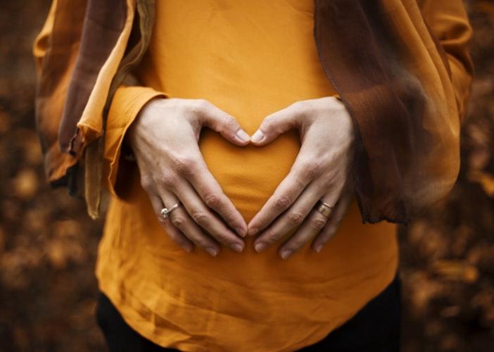 Hoe voelt het als je baby beweegt?