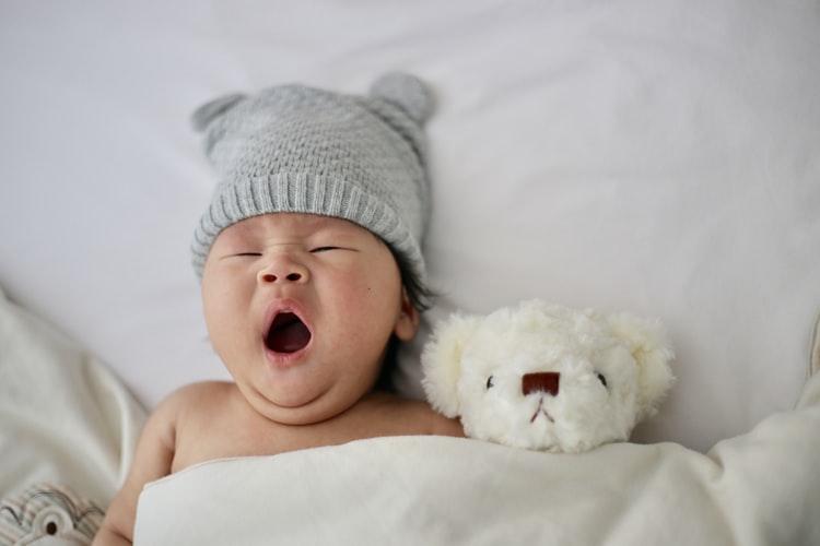 uitzetlijst baby